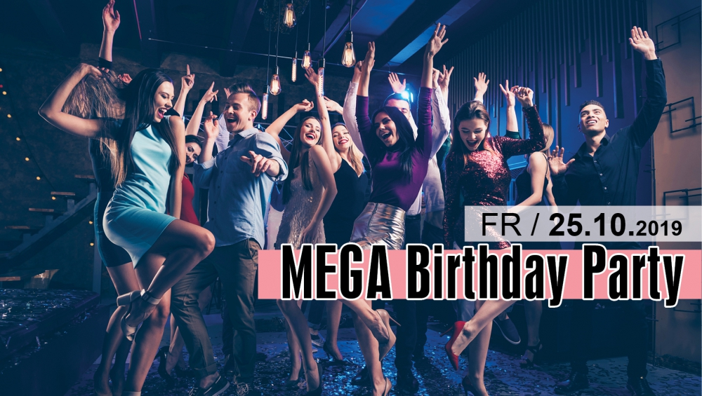 Mega Birthday Party-BILD