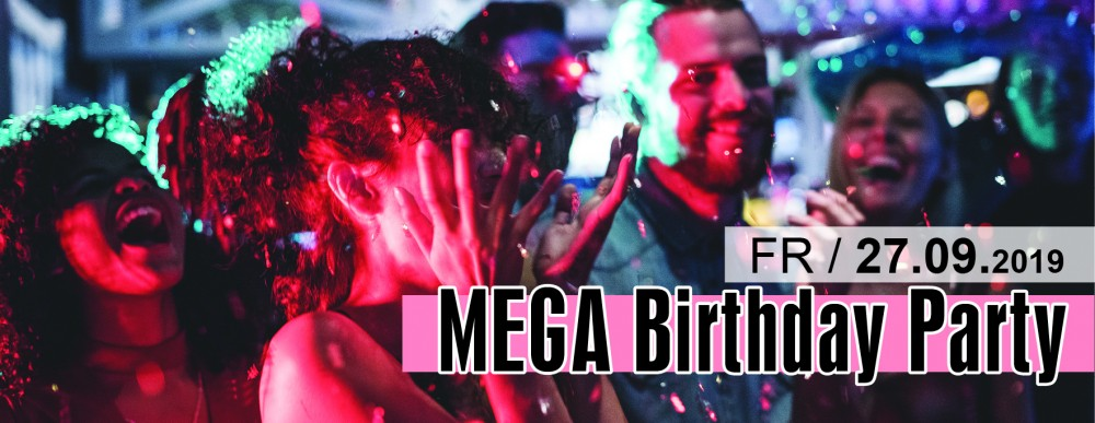 Mega Birthday Party